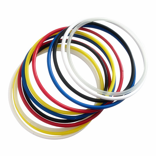 colored polypropylene tube for toy frisbee