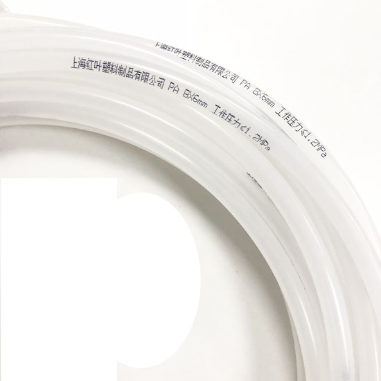 Corrosion-resistant plastic tube for drone hose